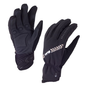 Sealskinz W's All Weather Cycle Gloves Black/Charcoal